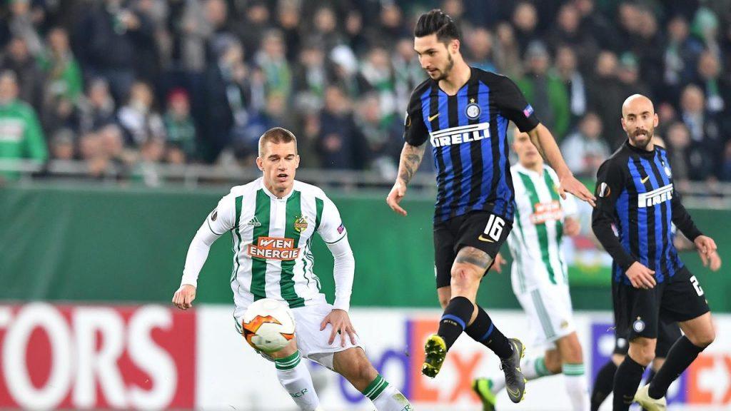 Inter Milan Matteo Politano