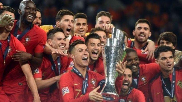 Portugal Juara Liga Negara UEFA