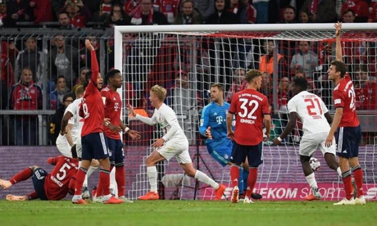 Hasil Pertandingan Liga Jerman