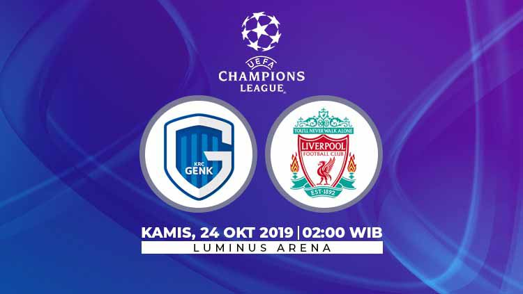 KRC Genk vs Liverpool