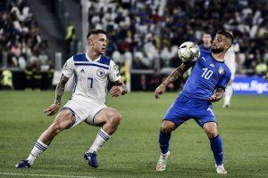 Bosnia Herzegovina vs Italia