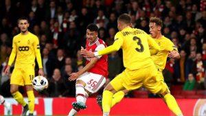 Prediksi Standard Liege vs Arsenal